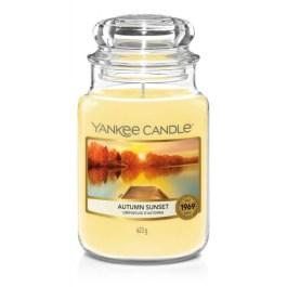 Yankee Candle AUTUMN SUNSET Duża Świeca 623g