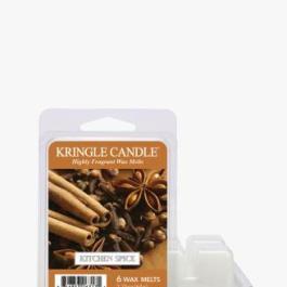 Kringle Candle Kitchen Spice  Wosk zapachowy 64g