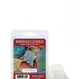 Kringle Candle  Novemberrr  Wosk zapachowy 64g