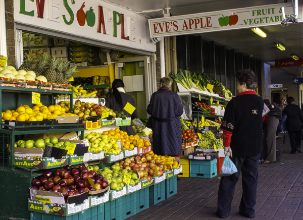 The traditional green grocer has been a presence in Australia's towns and cities for a long time.