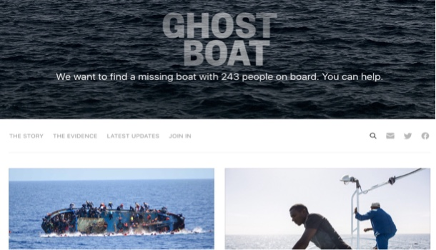 Ghost Boat revives past journalism models
