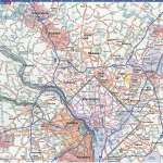 Map Of Washington Dc Detailed Map With Highways Streets Shopping Centers Atlas Usa