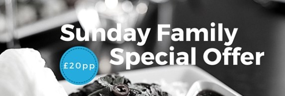 Sunday Family Offer Eccles