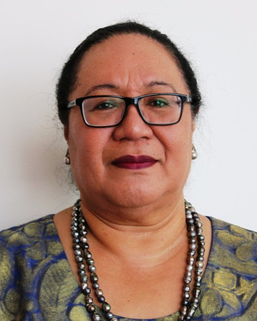 'Utoikamanu is the highest ranking Pacific Island person at the UN