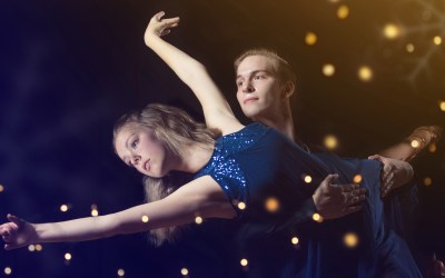 "Pacific Ballroom Dance Performing Company Prepares for ""Season of Light"""