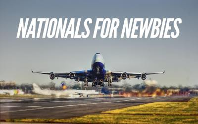 First-timer's Guide to Nationals