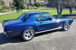 '68 Mustang Coupe