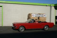 '66 Mustang Convertible