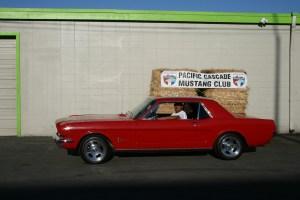 Pacific Cascade Mustang Club, PCMC