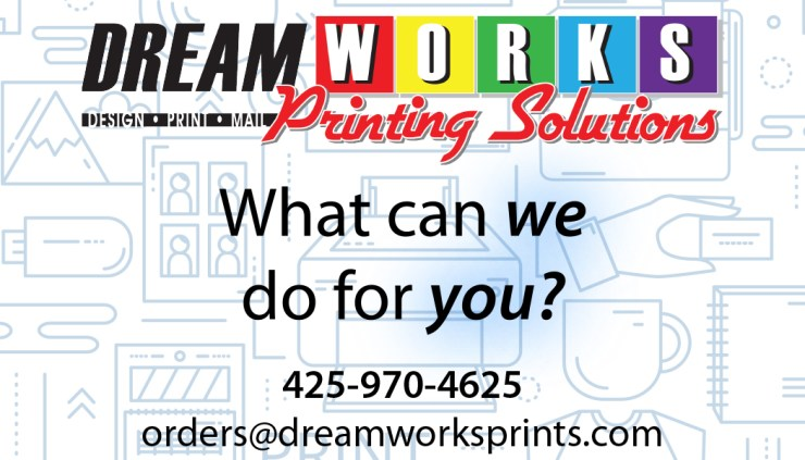 DreamWorks Printing Solutions, PCMC Sponsors, PCMC, Pacific Cascade Mustang Club