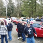 National Mustang Day Cruise to Mud Mountain Dam