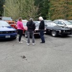 National Mustang Day 2019 Cruise to Snoqualmie Falls