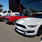 National Mustang Day Cruise to Thunder Dome Car Museum – April 2021