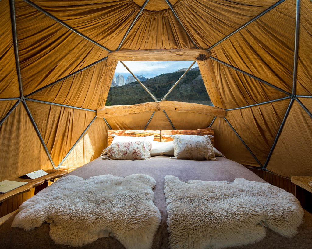 Eco Resort Dome Glamping Pacific Domes