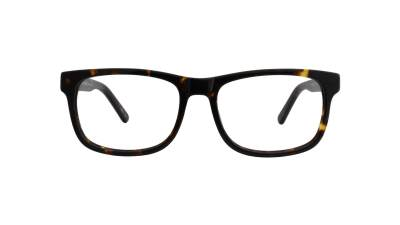 Geek Black square glasses