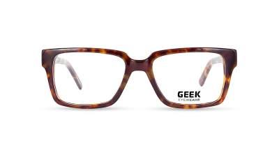 Geek Rogue Tortoise Semi-Square Eyeglasses