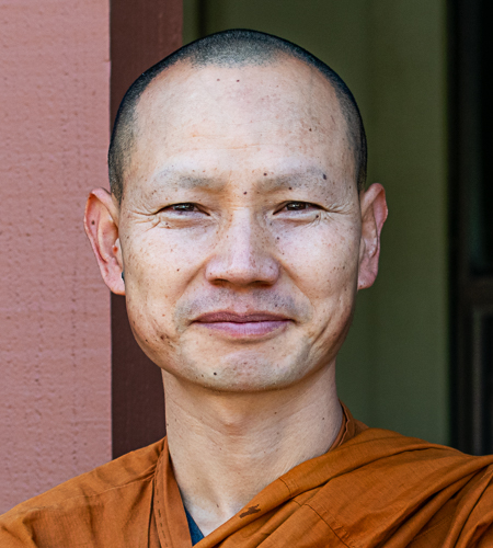 Photo: Ajahn Kassapo Bhikkhu
