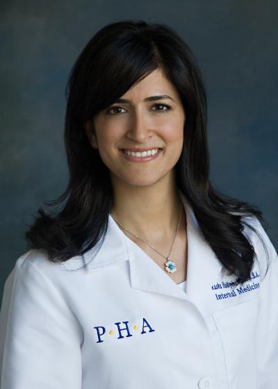 Rasha Hindiyeh, MD MBA