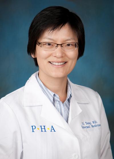 Yi Tang MD, PhD