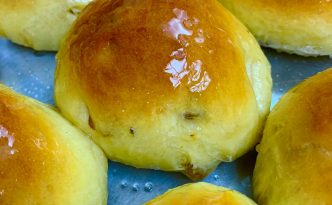 fruit bun picture recipe