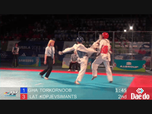 Torkornoo at Worlds