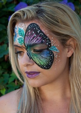 Pacific Party Services Face Painting