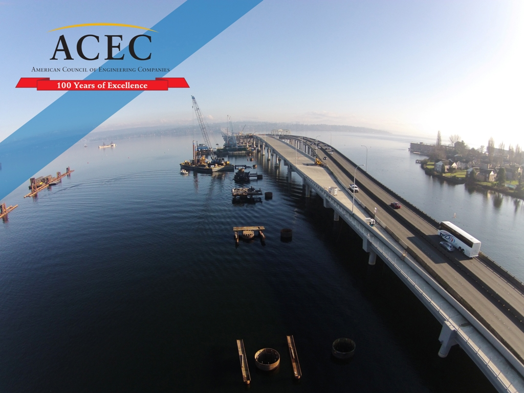 SR520 ACEC Award Winner