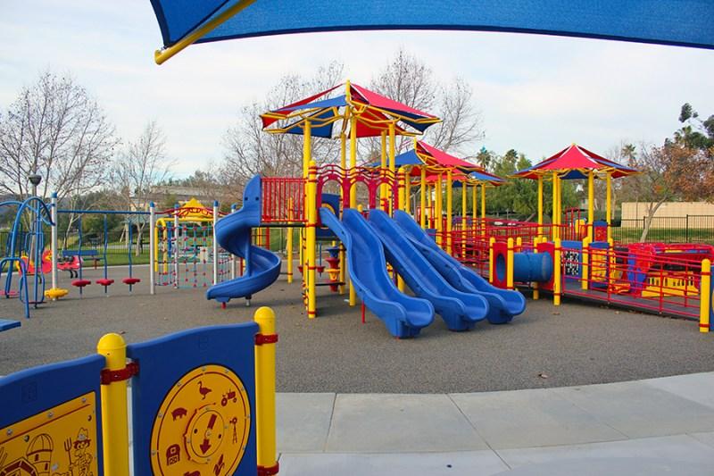 Margarita Park Riverside County playground equipment
