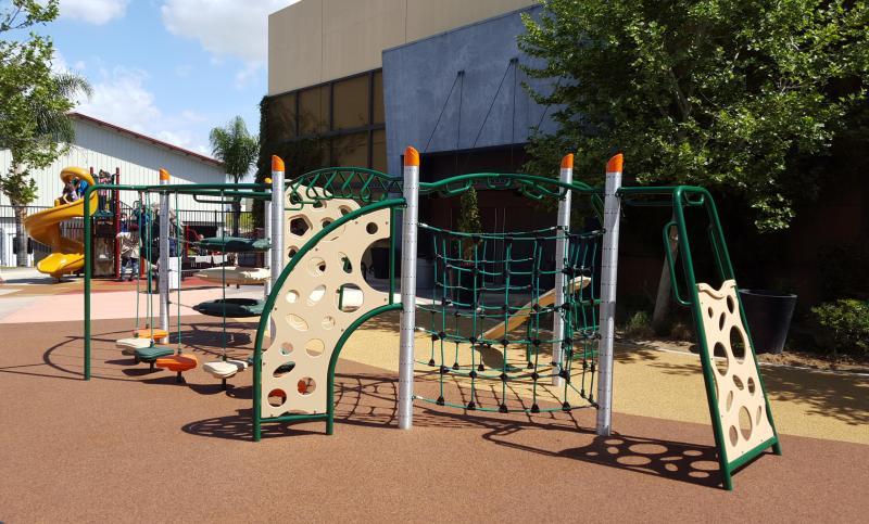 Riverside Church School Playground
