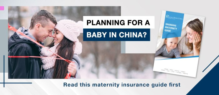Insurance for couples in China banner