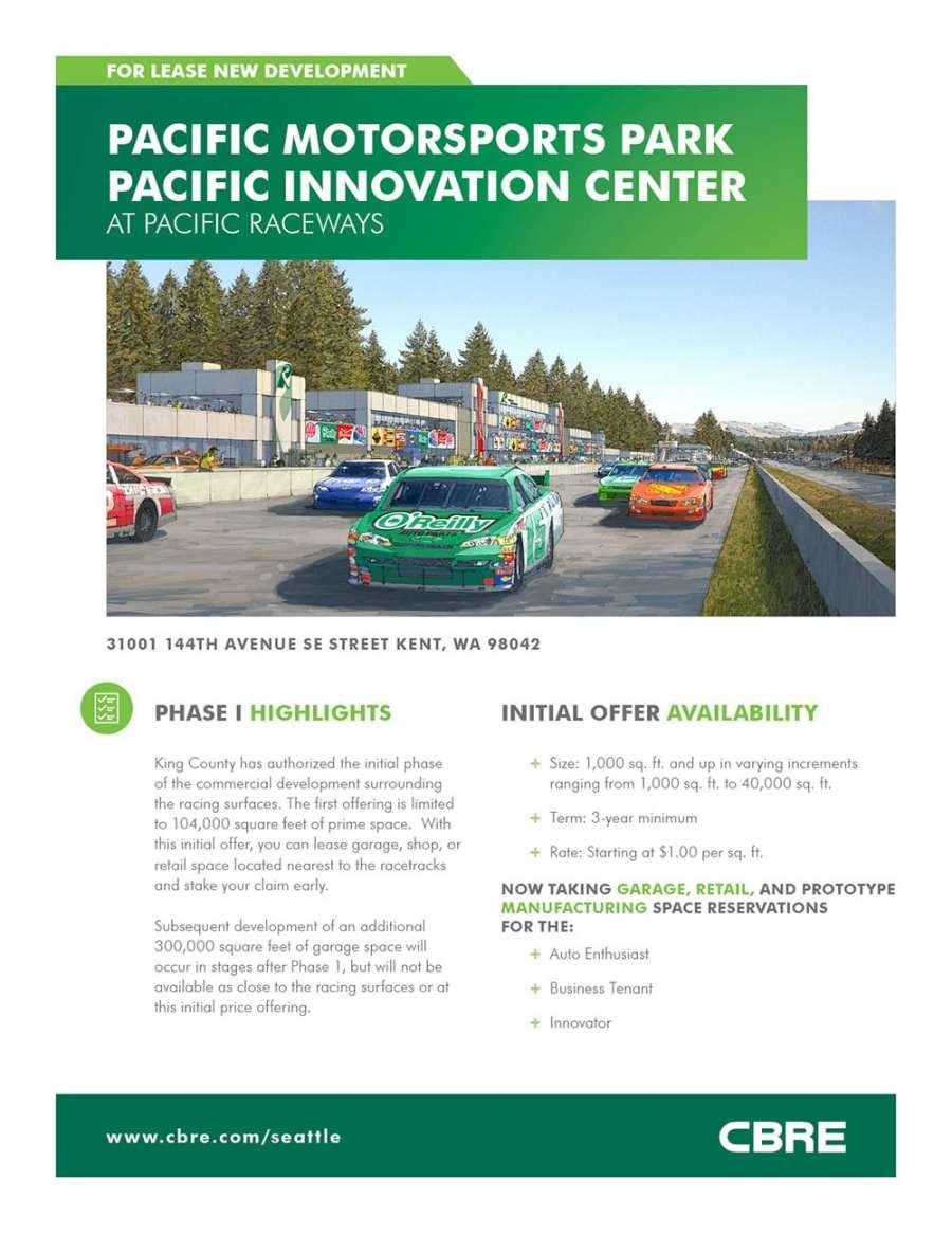 31001 144th Avenue SE st (Pacific Raceways)
