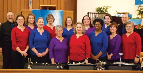 Pacific Ringers Holiday Concert 2017