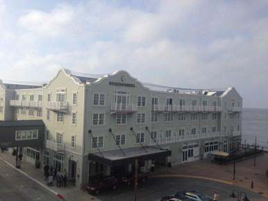 Intercontinental Hotel Monterey
