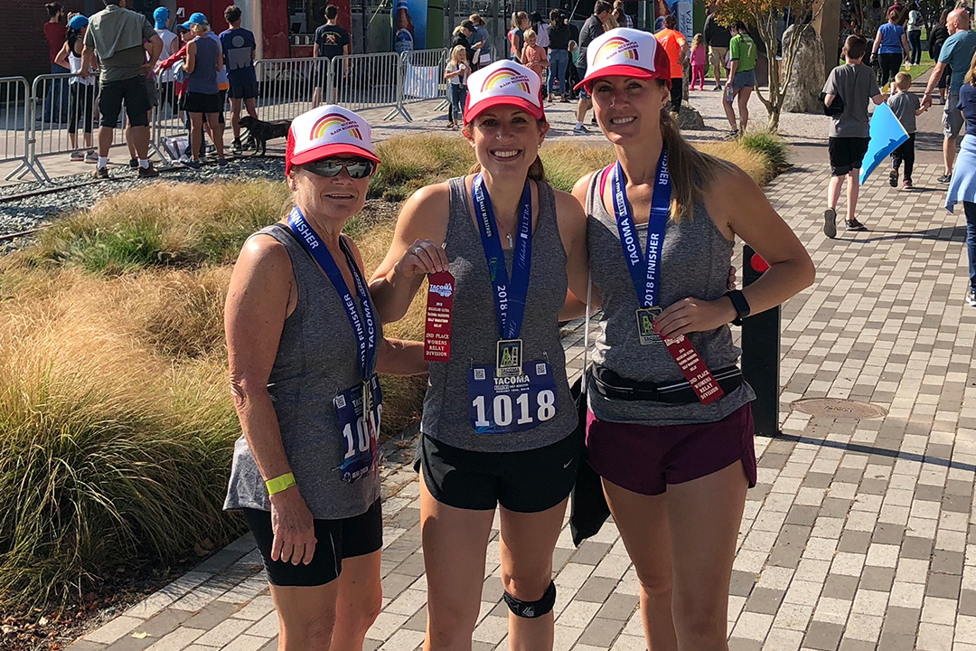 Tacoma Narrows Half Marathon Relay