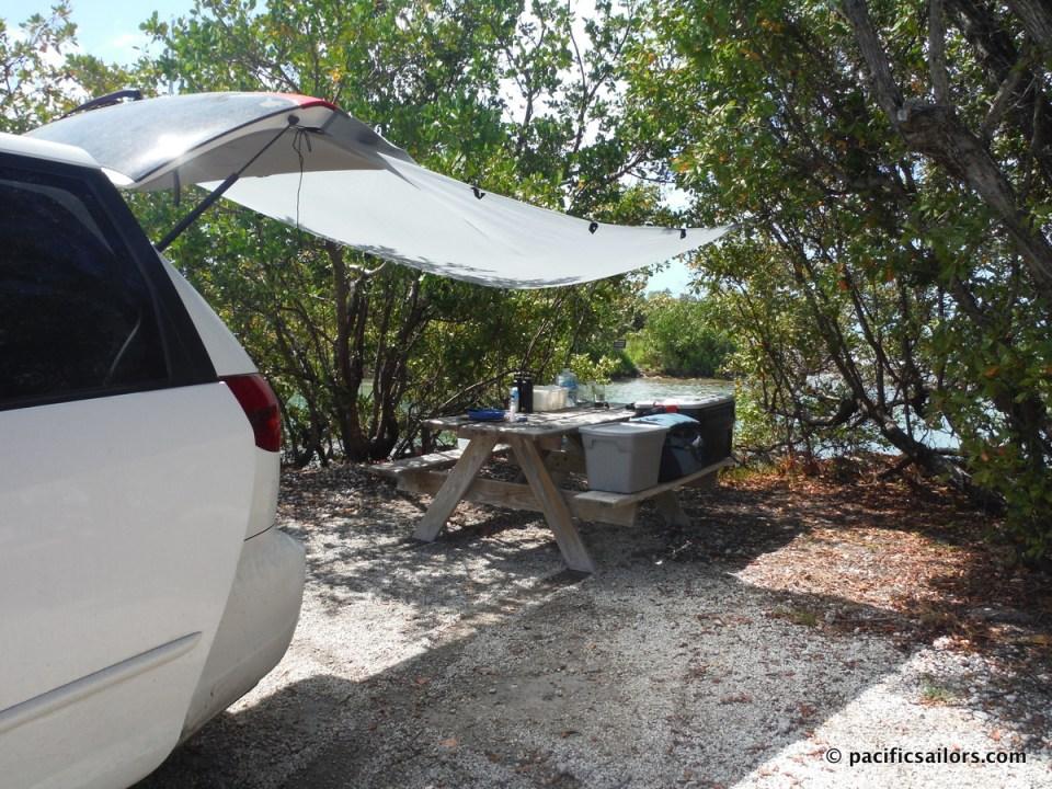 Florida Keys Camping