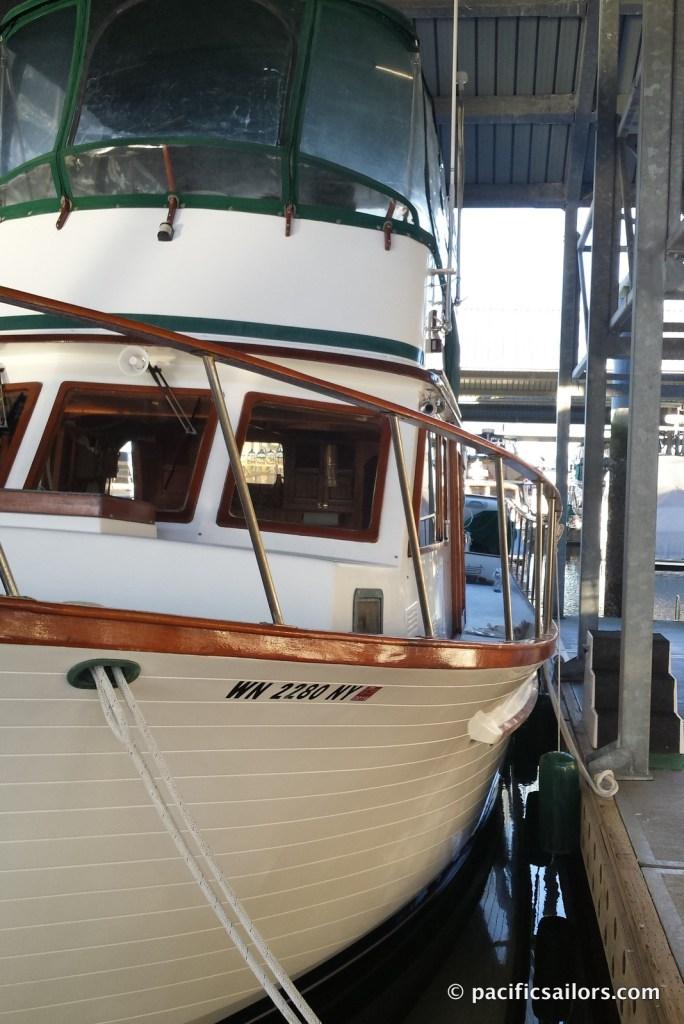Trawler Monk 36