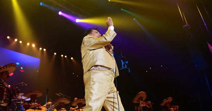 Mexican Music Icon Juan Gabriel Dead at 66