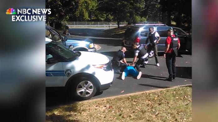 Video Shows Charlotte Police Shoot Keith Lamont Scott Amid Warnings From Wife