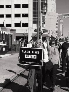 Black Lives Matter photo credit Jeff B White The Pacific Tribune