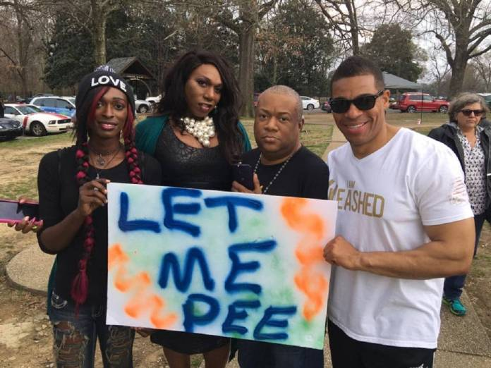 Transgender Equality Rally in Memphis Speaks of Hope and Perseverance