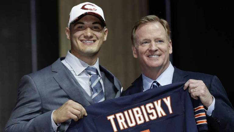 Bears, Chiefs And Texans Get Their 'Franchise' Quarterback