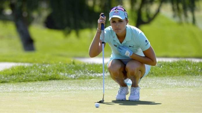 American Lexi Thompson Denied First Major Title In Bizarre Finish