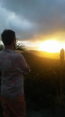 Sunset photo by Joe Hanna