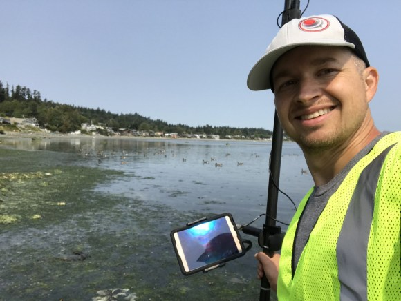 Mapping and Remote Sensing of Hul'qumi'num Culturally Important Seaweeds in the Salish Sea