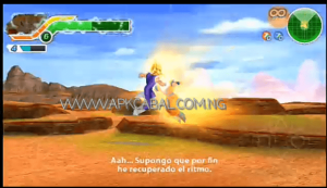 Dragon Ball Z Anime Crossover PPSSPP