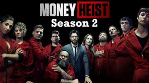 Money Heist Season 2 English Subtitles