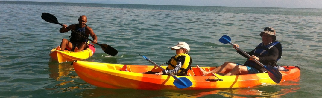 Palm Cove Kayak Tours