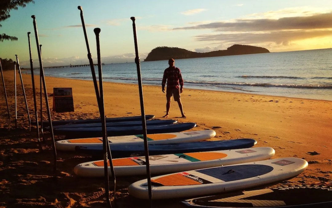 Paddle boarding tours cairns