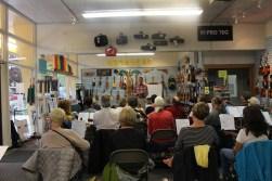 Ralph Shaw Workshop