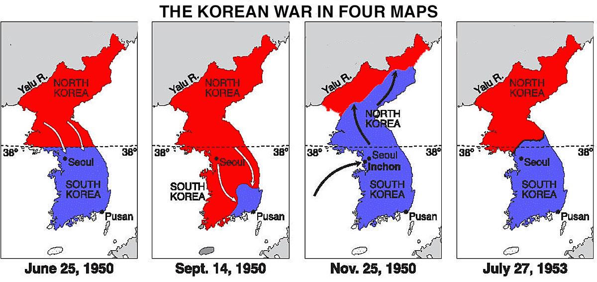 Image result for north korea invasion